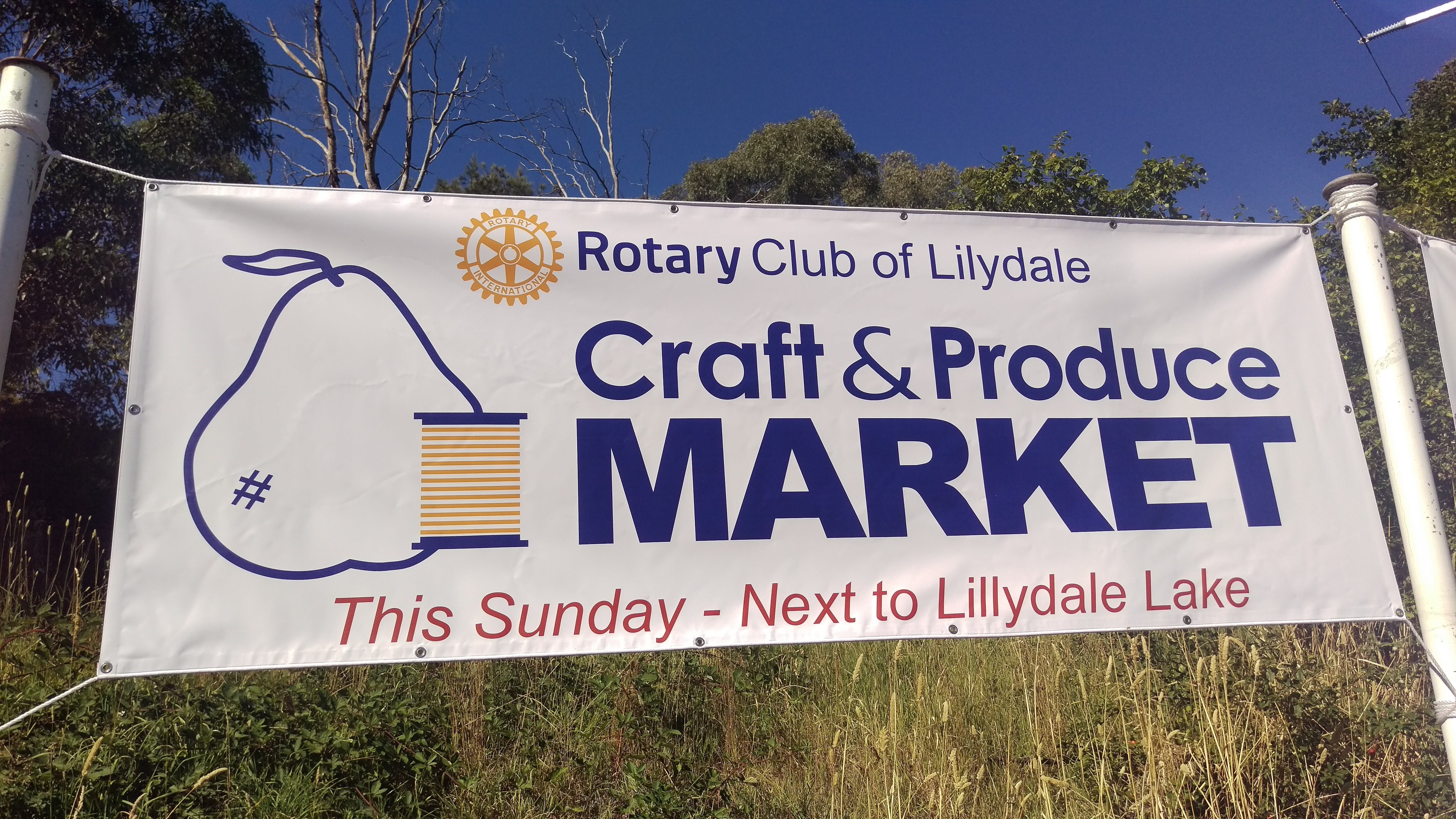 Rotary Club of Lilydale Craft and Produce Market - Grafton Accommodation