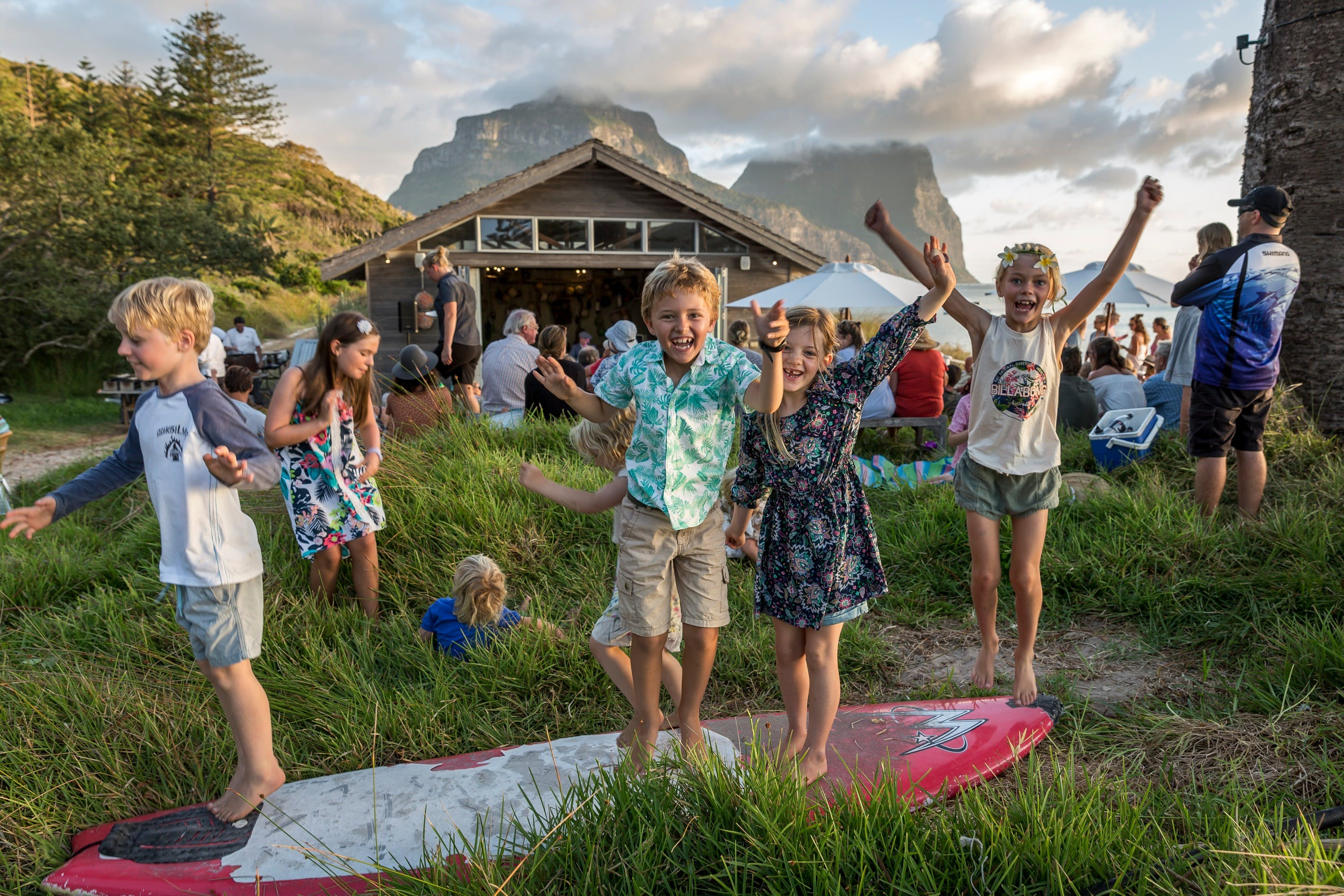 Spring Festival of Lord Howe Island - Grafton Accommodation