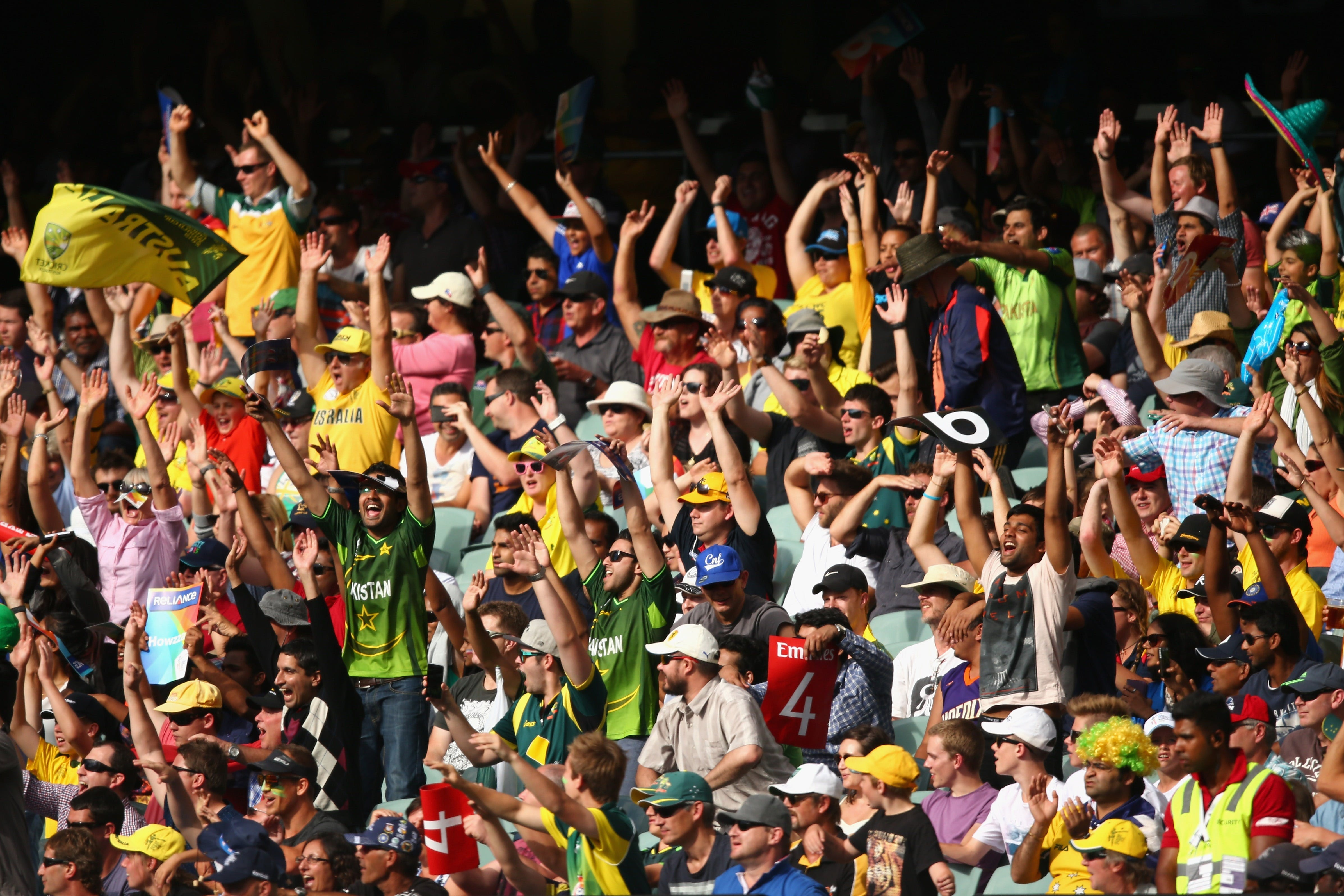 T20 World Cup Men's Double Header Pakistan versus New Zealand and Australia v A1 - Grafton Accommodation
