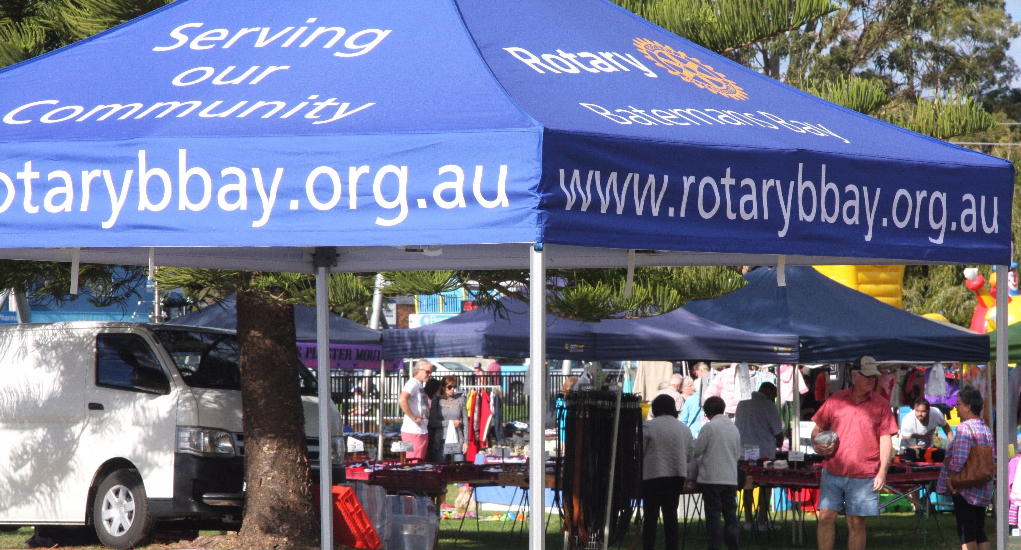 Batemans Bay Sunday Market - Grafton Accommodation