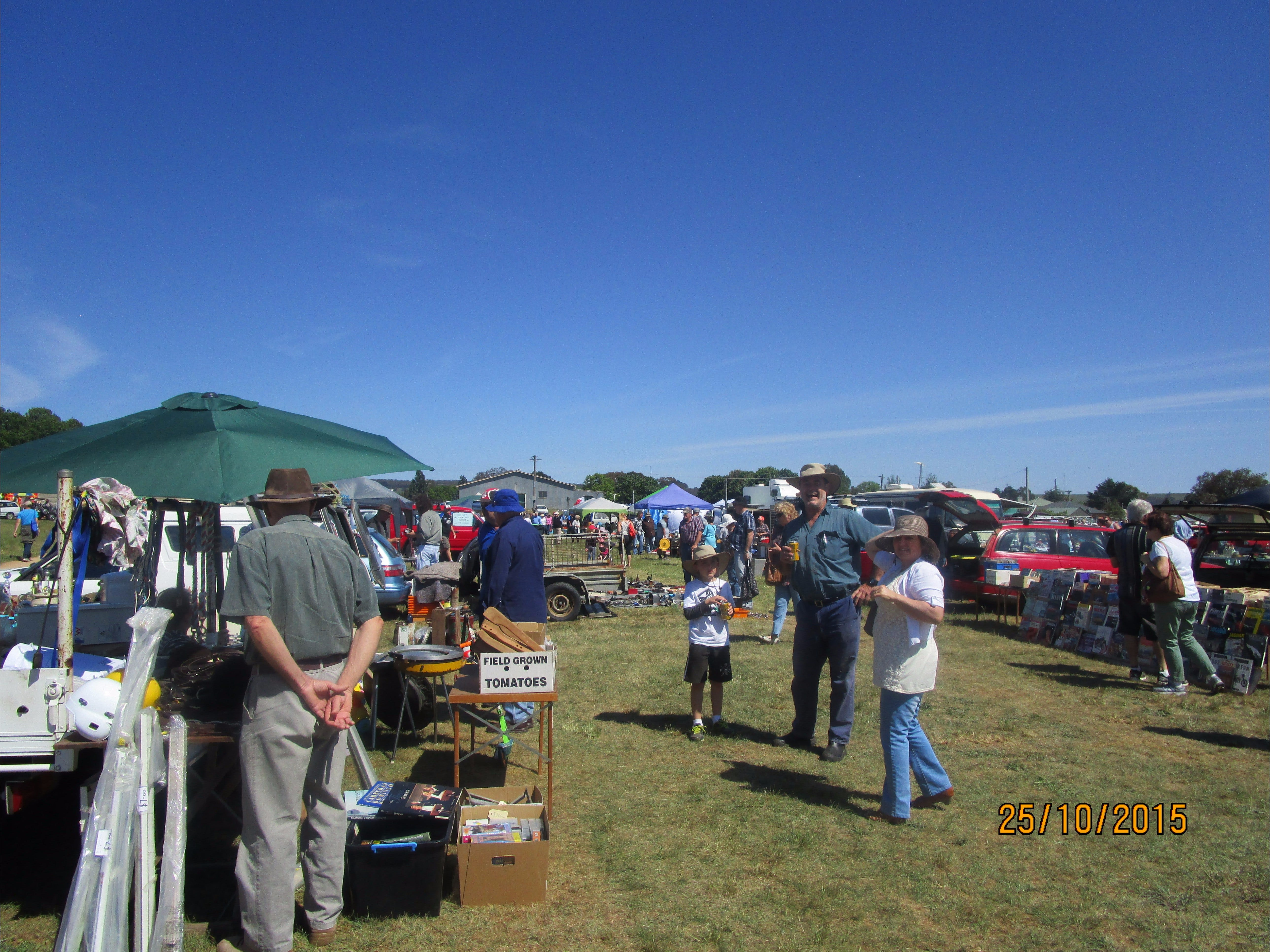 Crookwell Rotary Swap Meet and Market Day - Grafton Accommodation