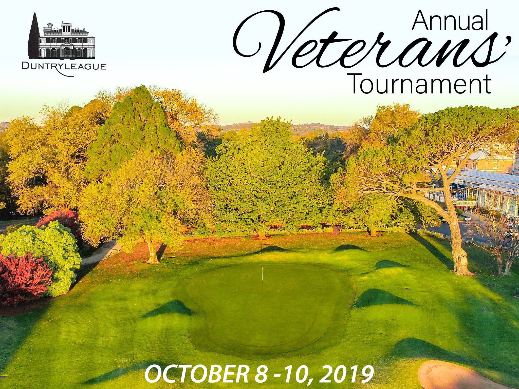 Duntryleague Annual Veterans Tournament - Grafton Accommodation