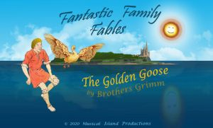 Kids Theatre Online at Home -  Family Fables Hour - Grafton Accommodation