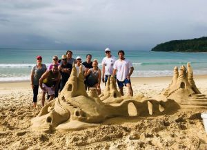 Learn to Build the Sandcastle of your Dreams - Grafton Accommodation