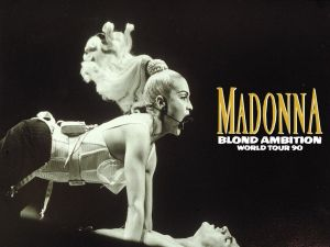 Madonna Blond Ambition Tour - Grafton Accommodation