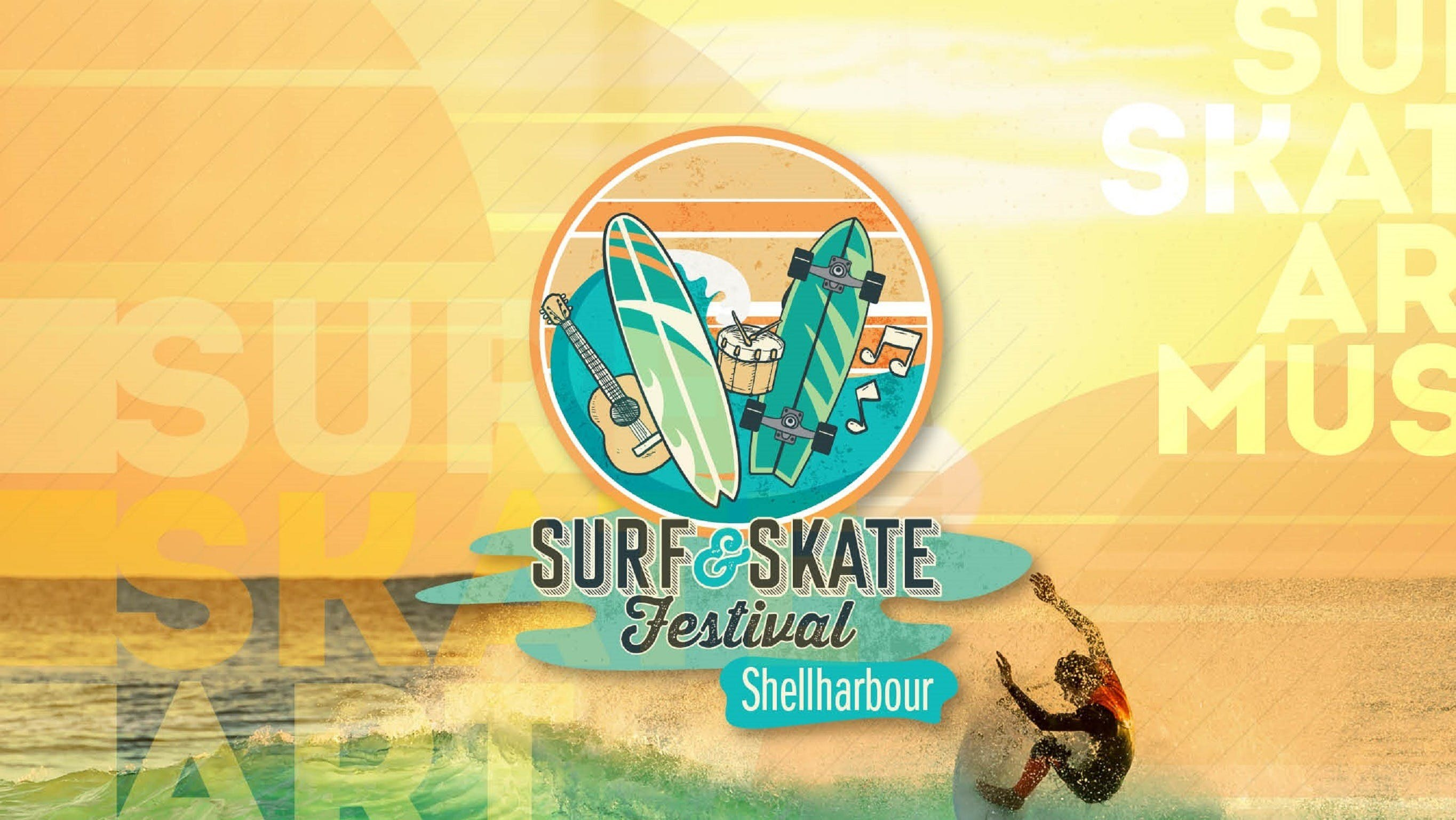 Skate and Surf Festival Shellharbour - Grafton Accommodation
