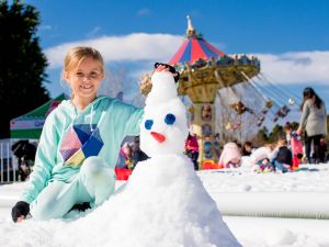 Snow Time in the Garden - Hunter Valley Gardens - Cancelled - Grafton Accommodation