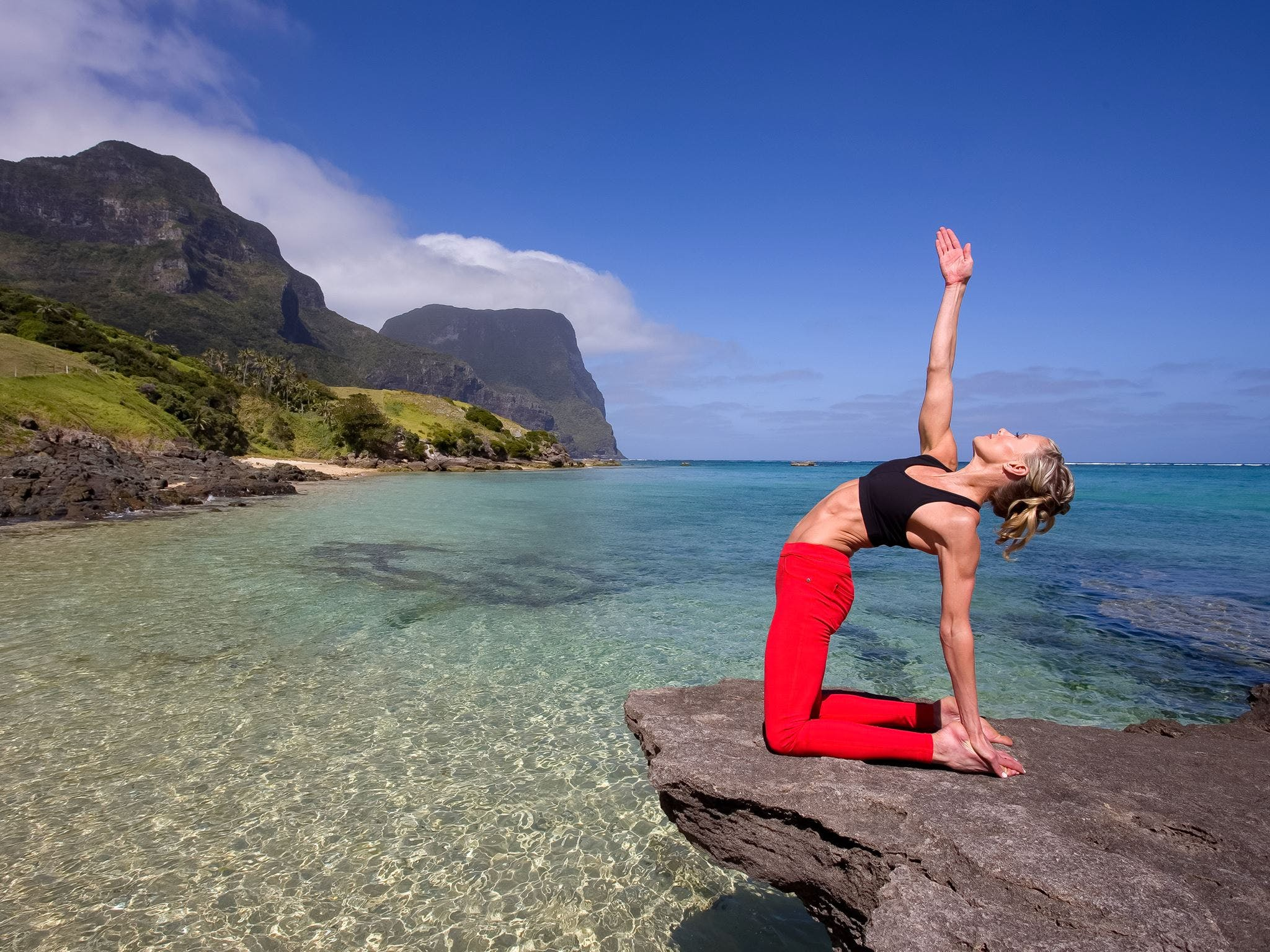 Wellness Week with Charlotte Dodson at Pinetrees Lord Howe Island - Grafton Accommodation