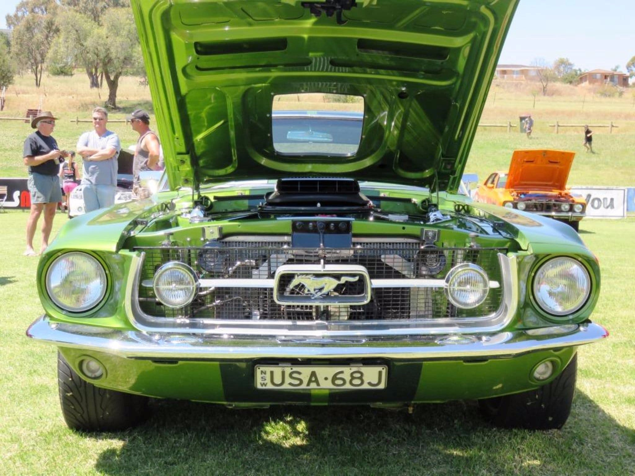 Central West Car Club Charity Show and Shine - Grafton Accommodation