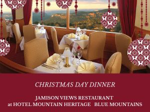 Christmas Day Dinner Hotel Mountain Heritage - Grafton Accommodation