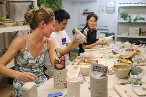 Hand Building Pottery Classes - Grafton Accommodation