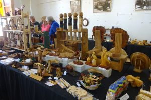 Kiama Woodcraft Group - Exhibition and Sales - Grafton Accommodation