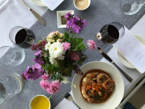 The Family Feast  Three Coonawarra families three tables three courses. - Grafton Accommodation