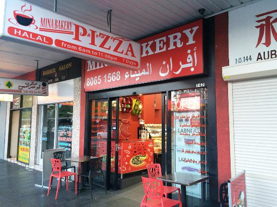 Mina Bakery - Grafton Accommodation