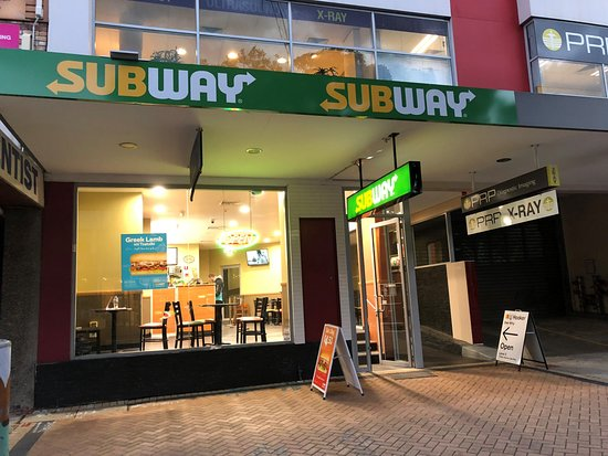 Subway - Grafton Accommodation