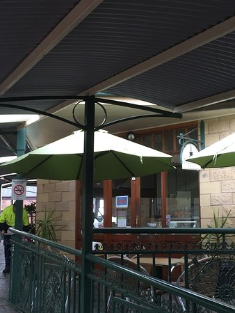 The Terrace Cafe - Grafton Accommodation