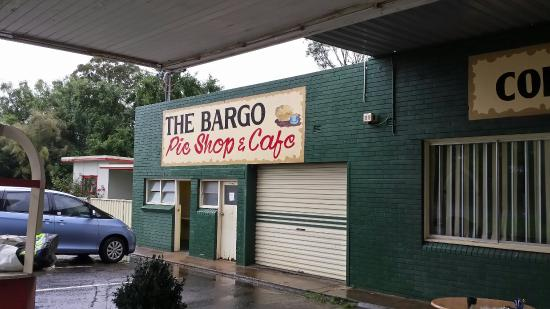 The Bargo Pie Shop  Cafe - Grafton Accommodation