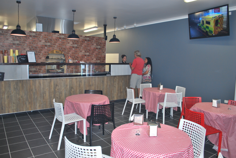 NT Pizza Co - Grafton Accommodation