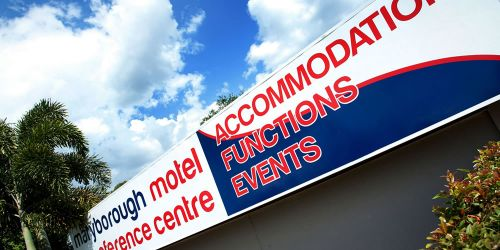 Maryborough Motel  Conference Centre - Grafton Accommodation