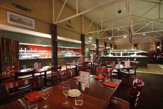 Bough House Restaurant - Grafton Accommodation