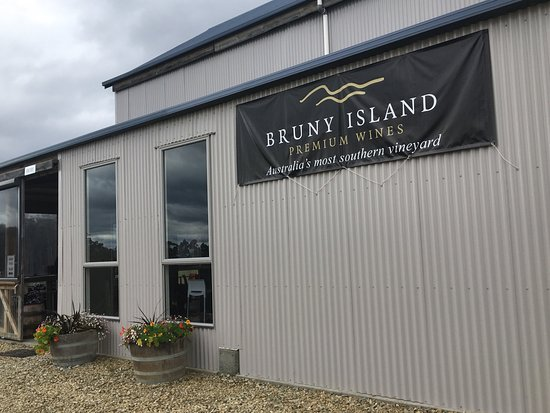 Bruny Island Wines Grill - Grafton Accommodation