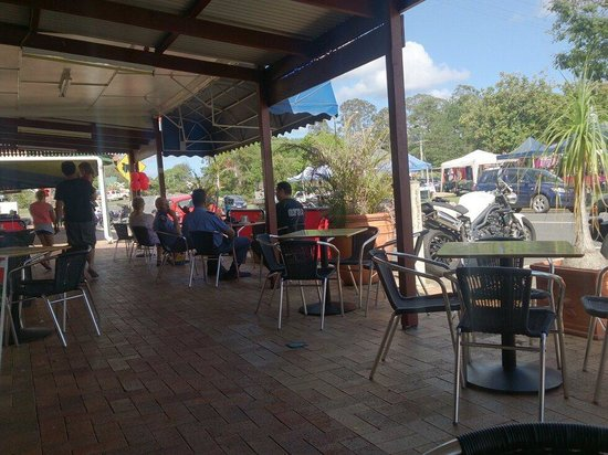 The Rattler Cafe - Grafton Accommodation