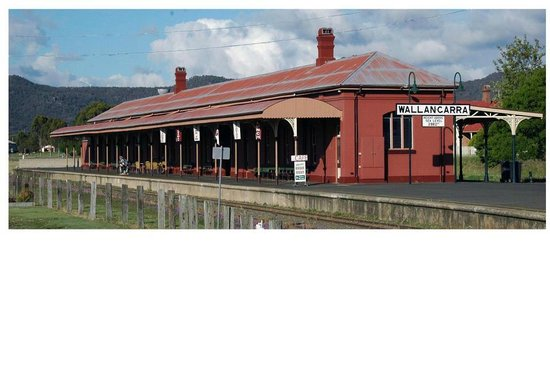 Wallangarra Railway Cafe - Grafton Accommodation