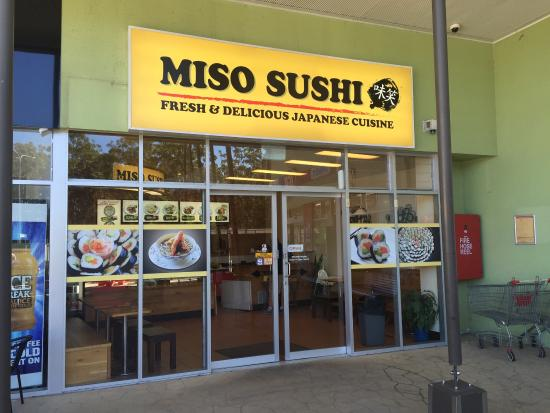 Miso Sushi - Grafton Accommodation