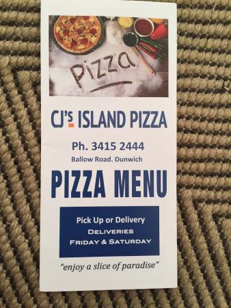 CJ's Cafe  Pizza - Grafton Accommodation