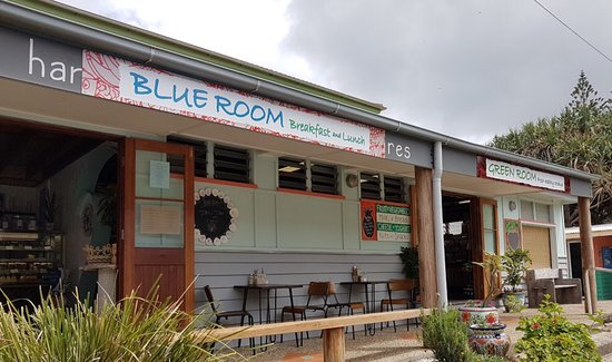 The Blue Room - Grafton Accommodation