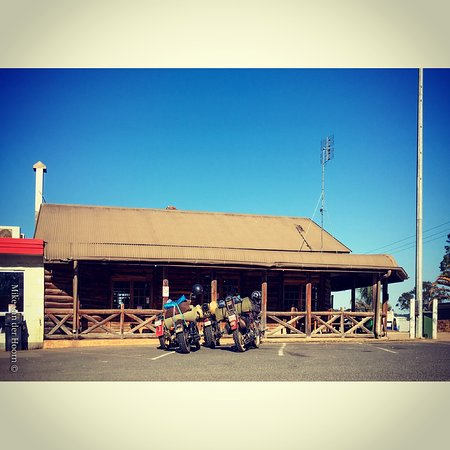 Gold Nugget Truck Stop - Grafton Accommodation