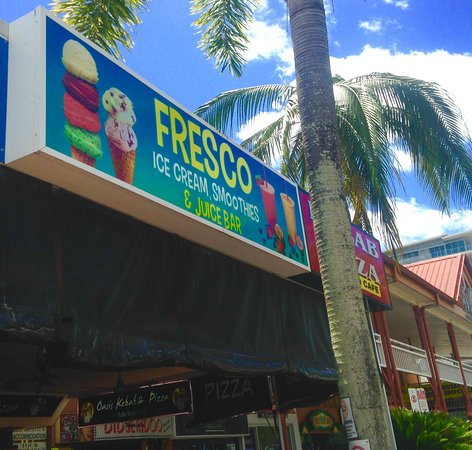 Fresco Ice Cream Smoothies  Juice Bar - Grafton Accommodation