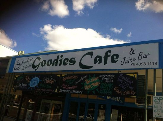 Goodies Cafe - Grafton Accommodation
