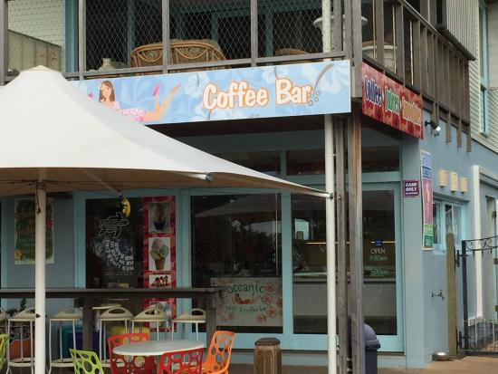 Oceanic Gelati  Coffee Bar - Grafton Accommodation