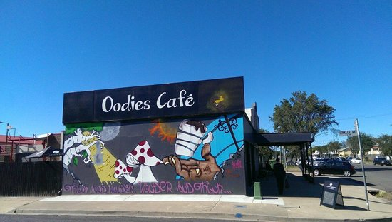 Oodies Cafe - Grafton Accommodation