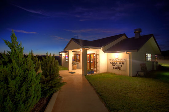 The Cellar Door Cafe - Grafton Accommodation