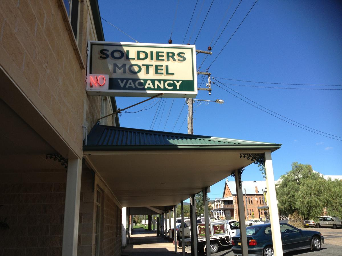 Soldiers Motel - Grafton Accommodation