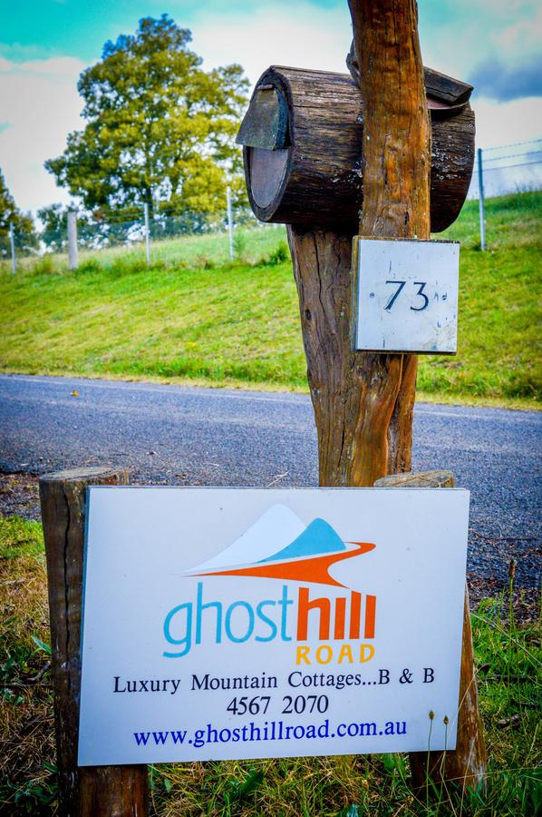 Ghost Hill Road - Grafton Accommodation