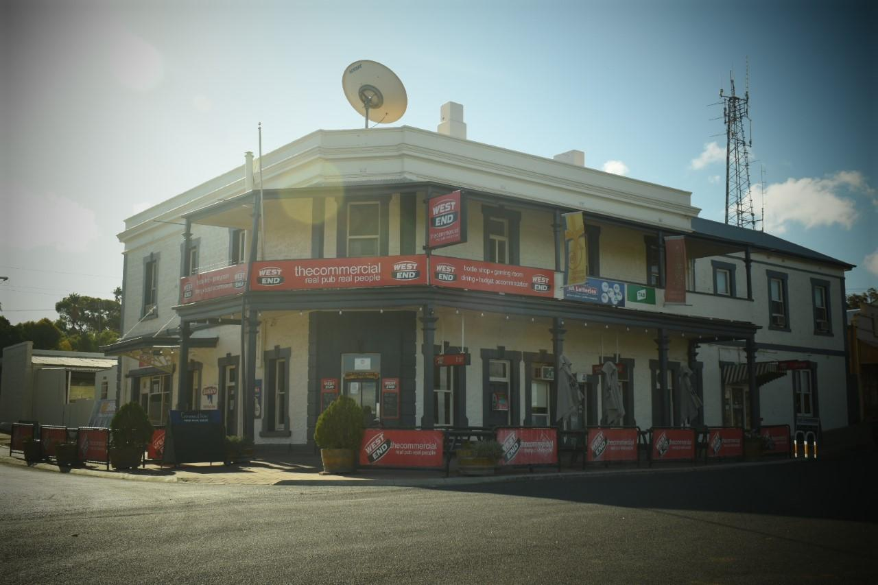 Commercial Hotel Morgan - Grafton Accommodation