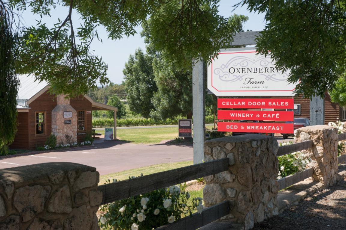 OXENBERRY FARM - Grafton Accommodation