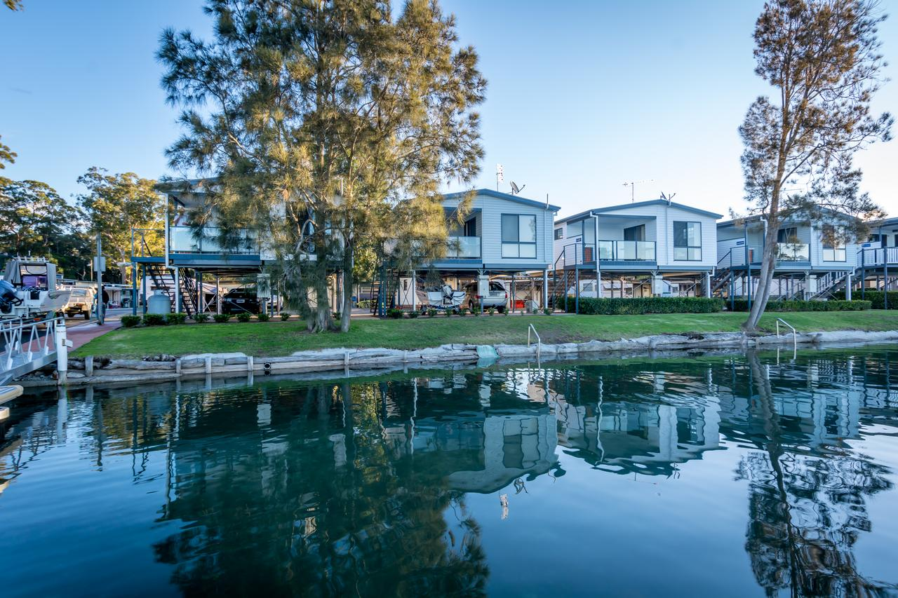 Jervis Bay Holiday Park - Grafton Accommodation