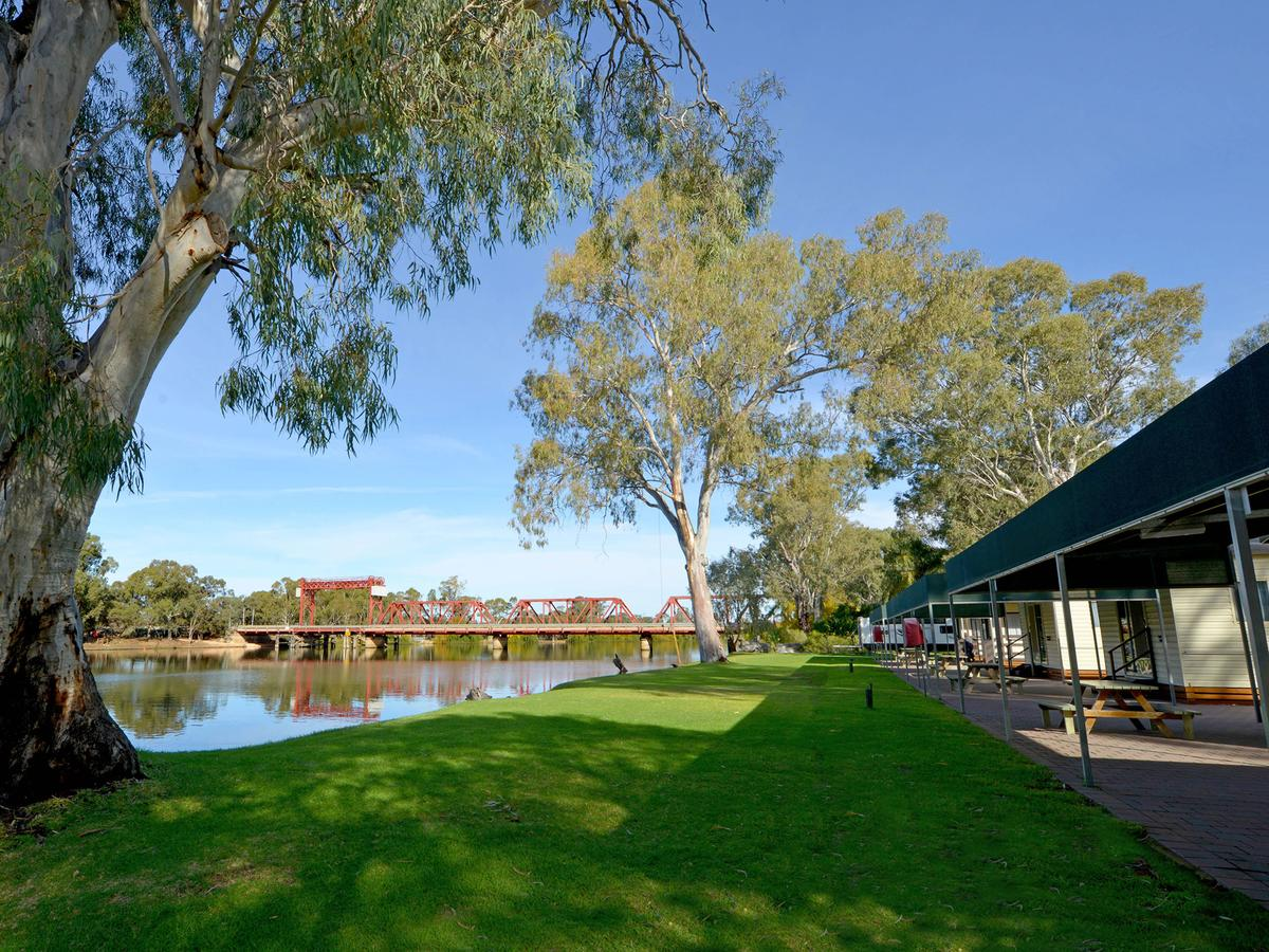 Riverbend Caravan Park Renmark - Grafton Accommodation