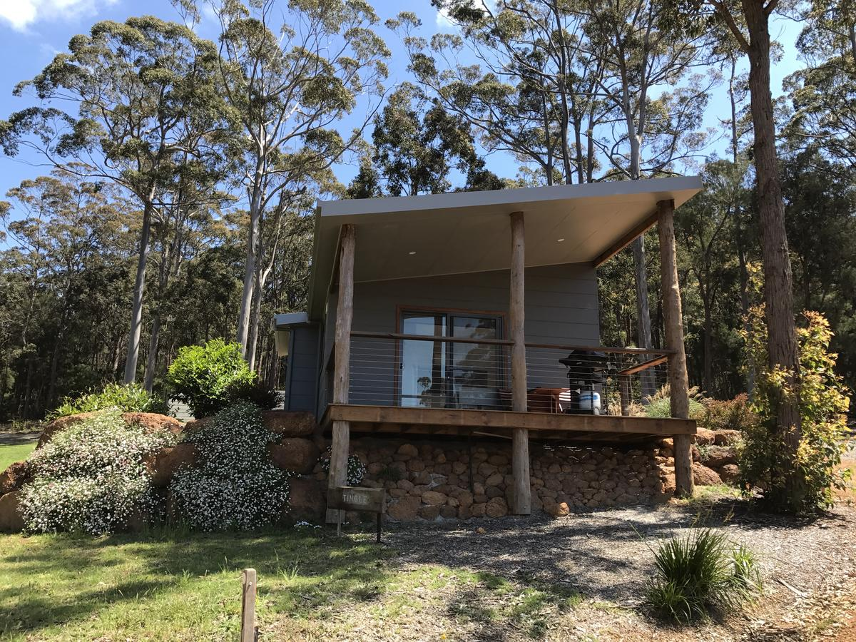 The Floating Forest Retreat - Grafton Accommodation
