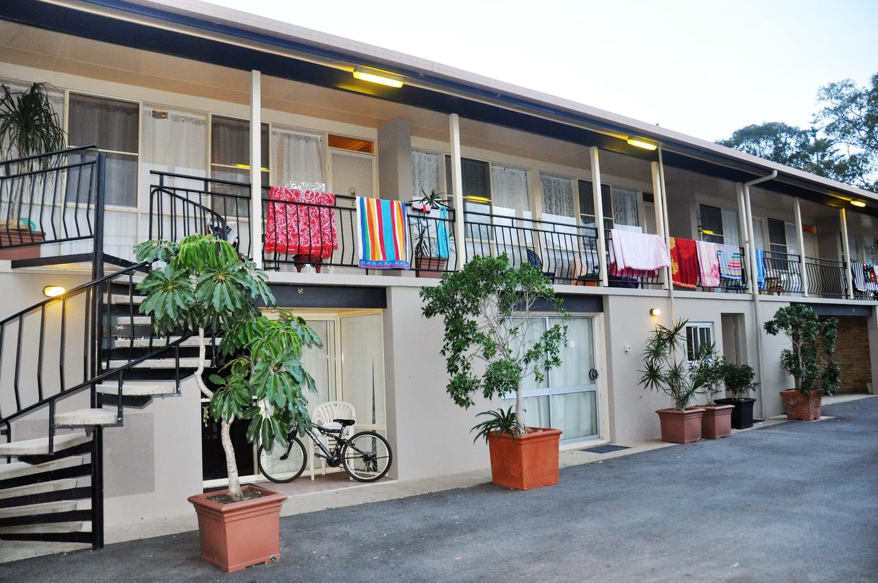 Sundial Holiday Units - Grafton Accommodation