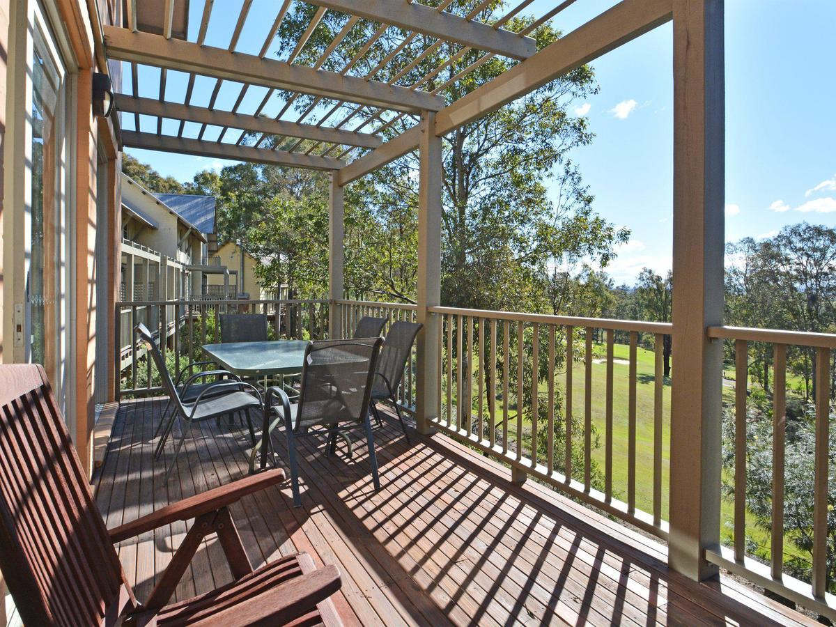 Villa Prosecco located within Cypress Lakes - Grafton Accommodation