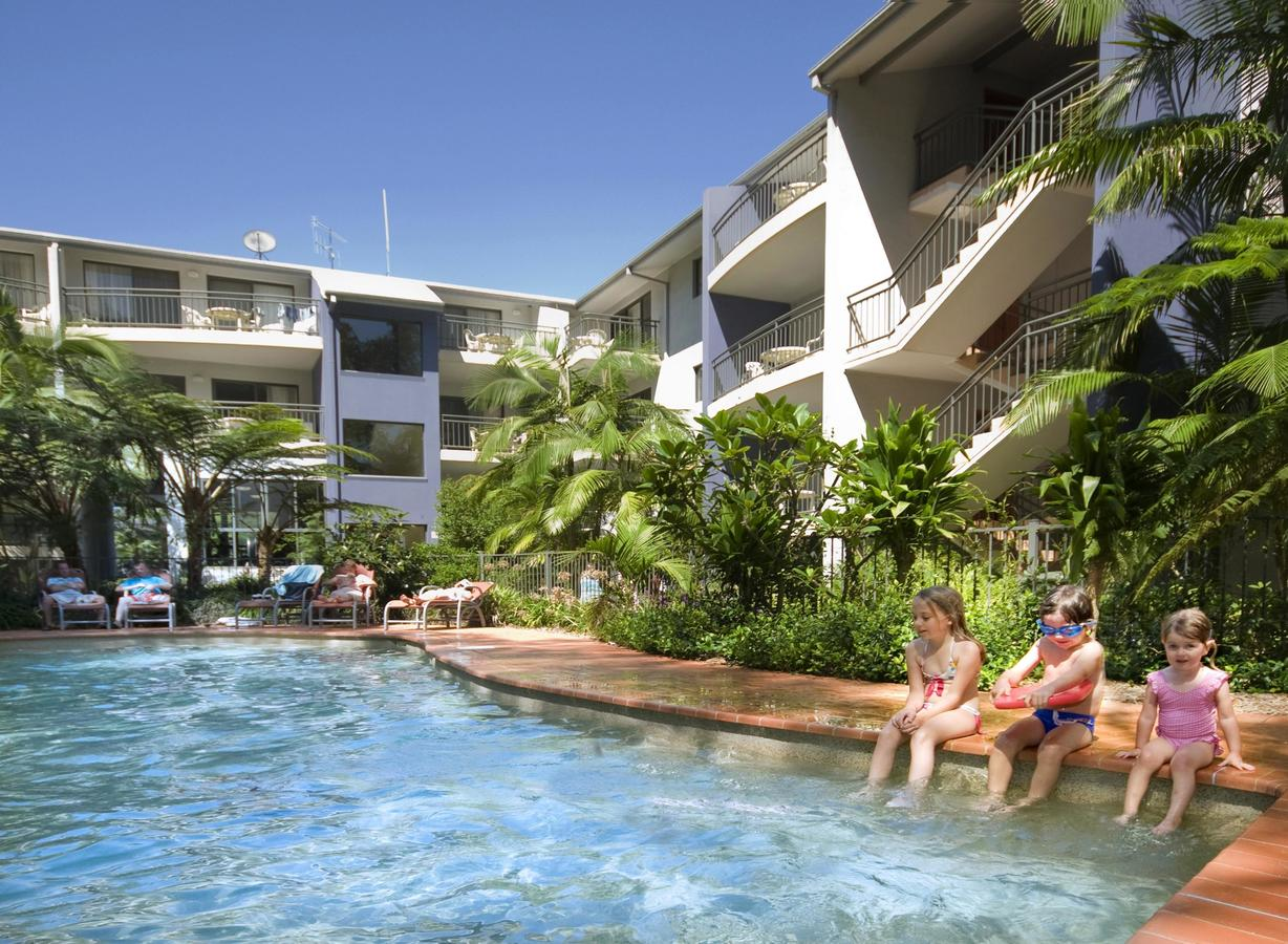 Flynns Beach Resort - Grafton Accommodation