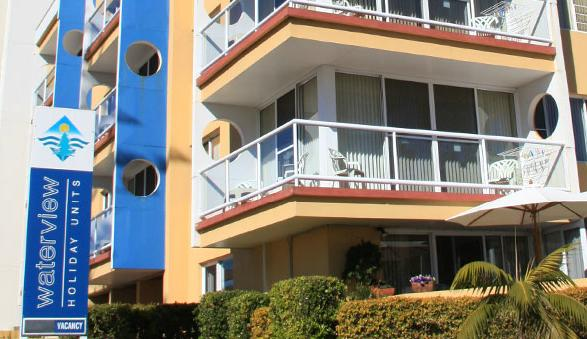 Waterview Apartments - Grafton Accommodation