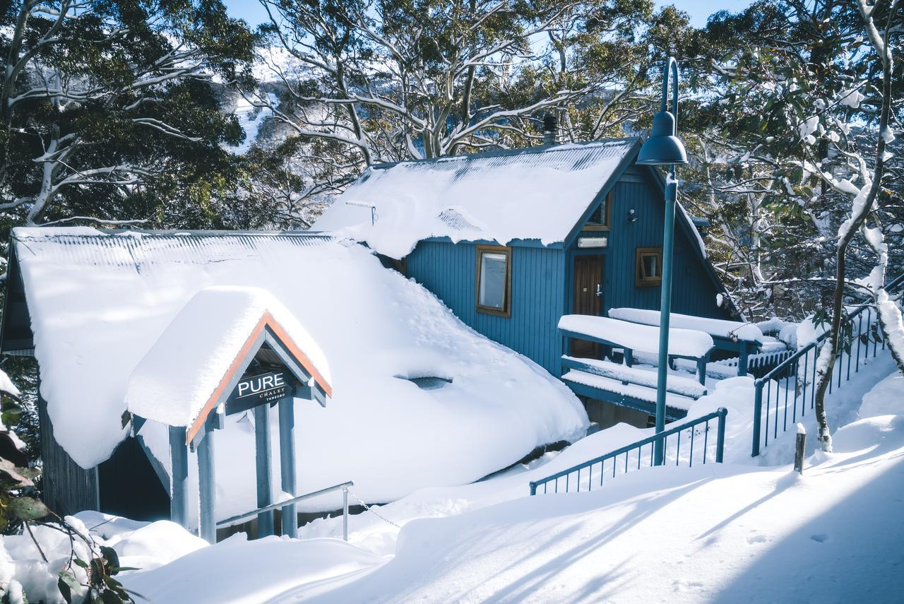 Pure Chalet Thredbo - Grafton Accommodation