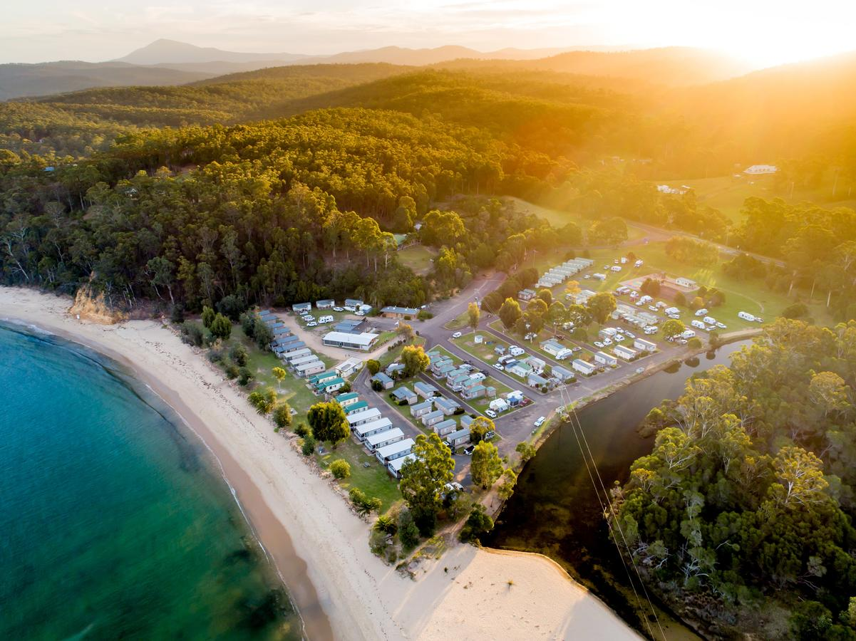 BIG4 Eden Beachfront Holiday Park - Grafton Accommodation