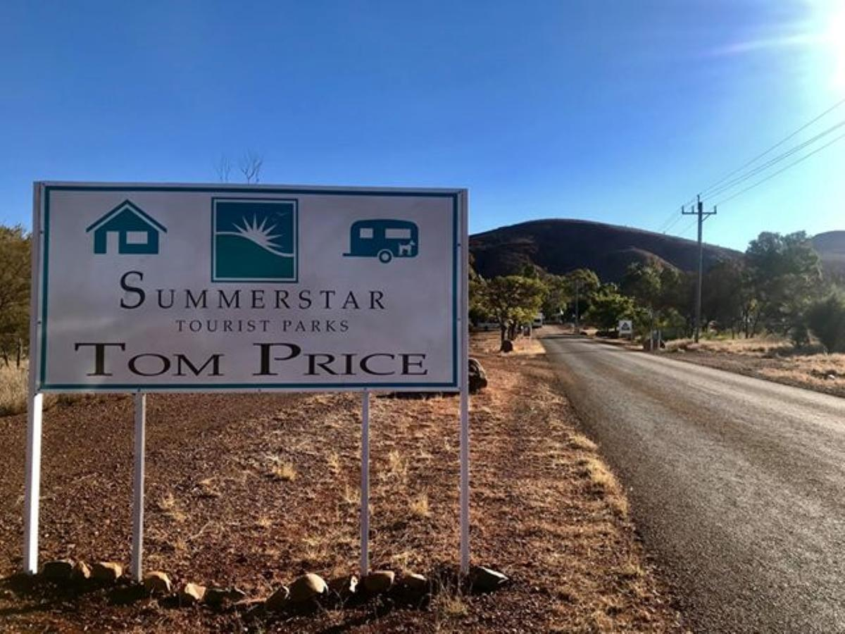 Tom Price Tourist Park - Grafton Accommodation